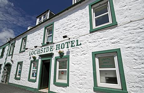 Lochside Hotel, Islay