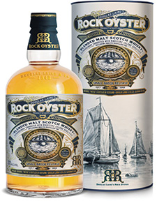 • Douglas Laing's Rock Oyster blend and the two Isle of Skye limited edition expressions.