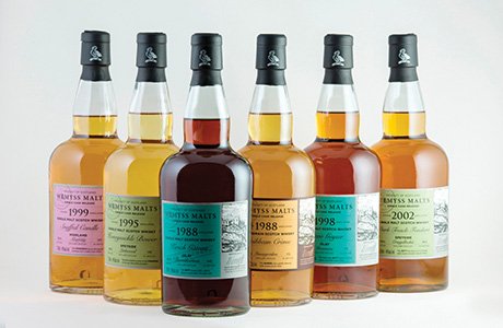 Wemyss single casks