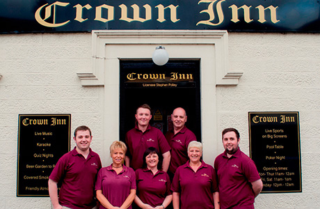 The Crown Inn, Alva