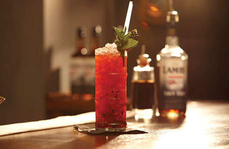 • Spiced rums and cocktails have been credited with helping increase the spirit's popularity.