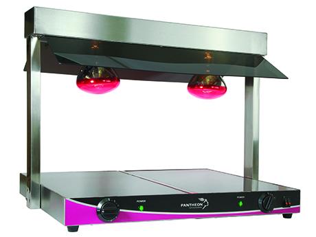 Pantheon HD2 countertop, heated display unit