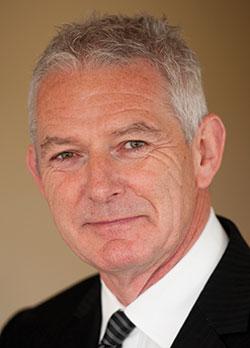 • Inverarity Morton boss Stephen Russell.