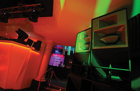 EQHQ sound system