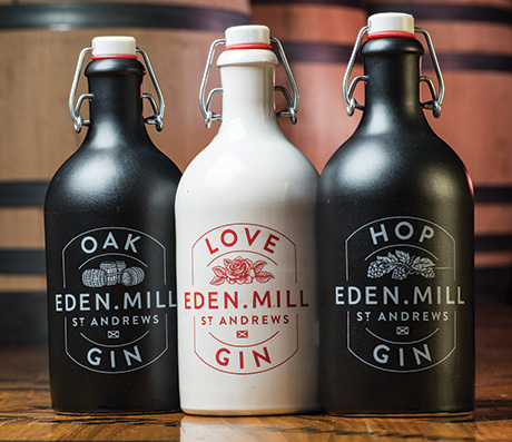 Eden Mill gin range