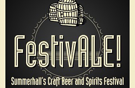 Celebration of ale at Summerhall