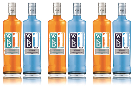 Time to give WKD a shot