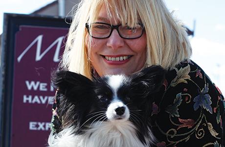 062Pic 1 - Charlie, dog - Kim Smith, owner (winner of prettiest dog)[7]