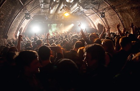Glasgow licensing board cut the hours at nightclub and venue The Arches.