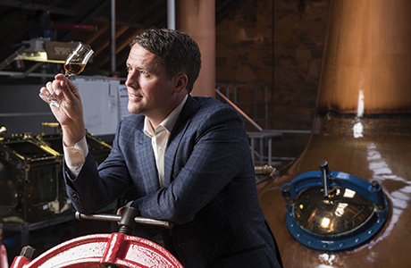 Michael Owen, Spirit of Speyside