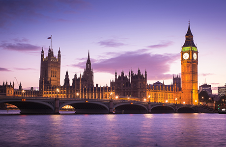 Westminster, shutterstock