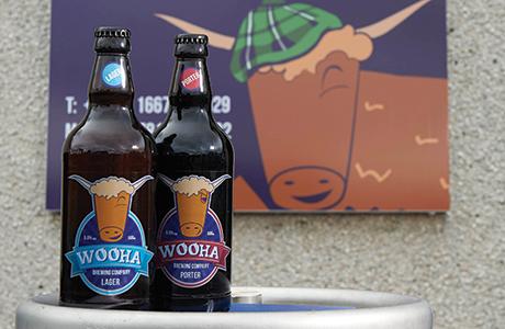 Wooha Brewing Company, Nairn. 21/5/15