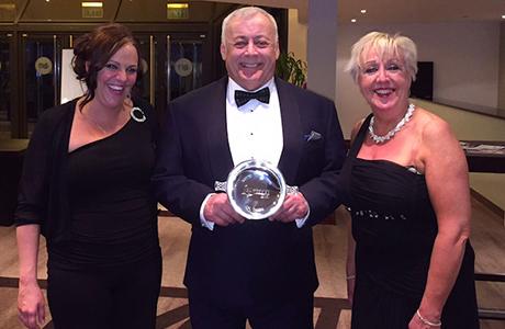 CPL won the Scottish Training Award at this year's BII Scotland Awards