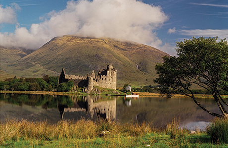Is your heart in the Highlands?