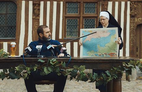 Kronenbourg Le Swim ad