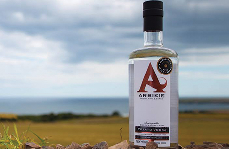 Chips not down for Scots vodka