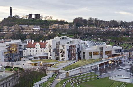 shutterstock_Scottish Parliament