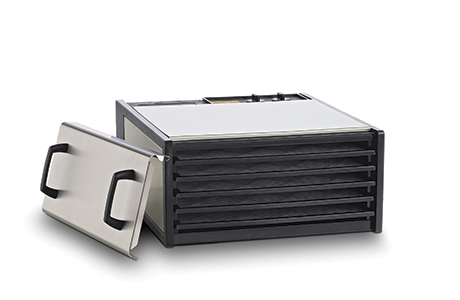 007_The new 5 tray stainless steel Excalibur dehydrator from Cream Supplies