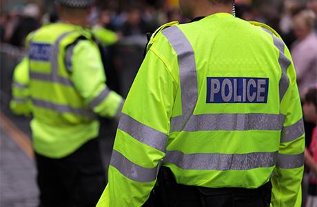 Police copy