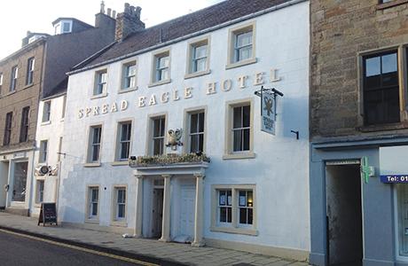 Spread Eagle Hotel