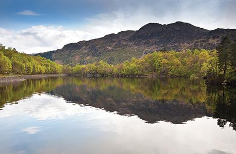020_shutterstock_Loch Katrine