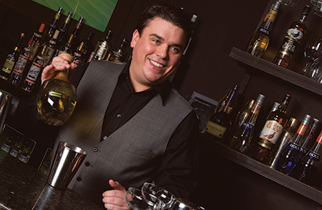 Mixxit bartender trainer Wayne Collins reckons whisky can give Christmas cocktails a lift.
