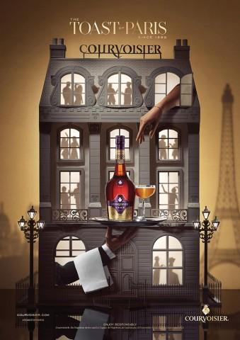Toast of Paris Ad