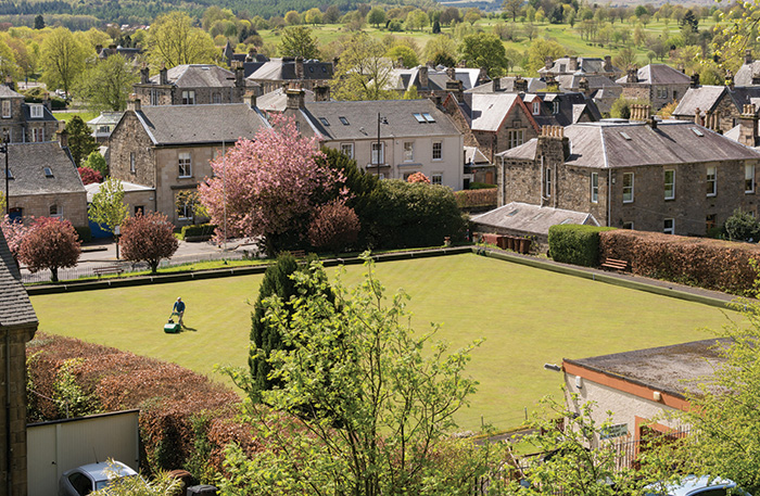shutterstock_Stirling Bowling Club