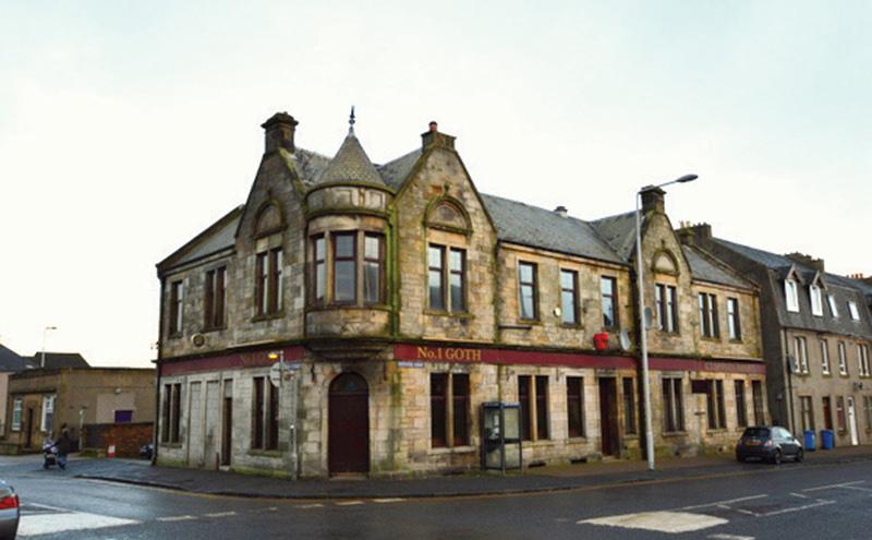 Gothic pub opportunity