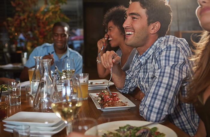 restaurant people