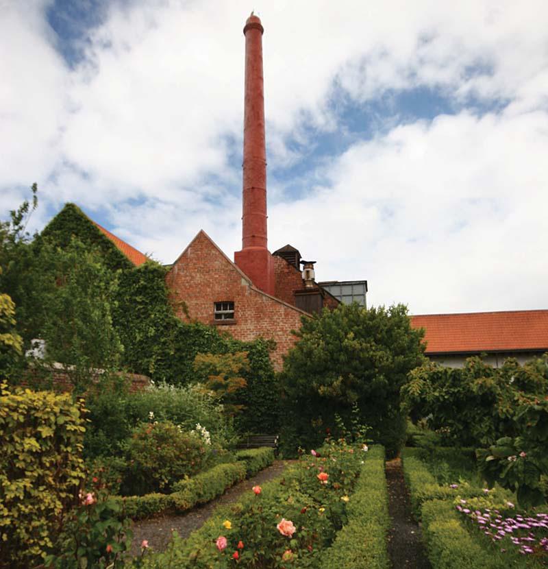 Belhaven Monks Garden