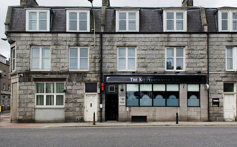 • The Kittybrewster bar in Aberdeen was one of the pubs sold by Christie & Co last year.