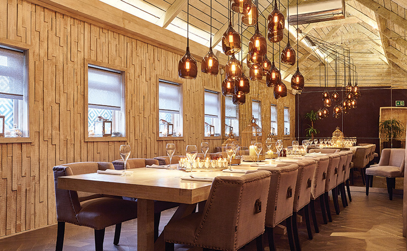 Mill House private dining