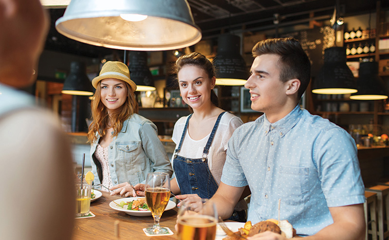 Establishing, or refining, a venue's food offer can be a daunting prospect. But licensees don't have to go it alone, say food firms