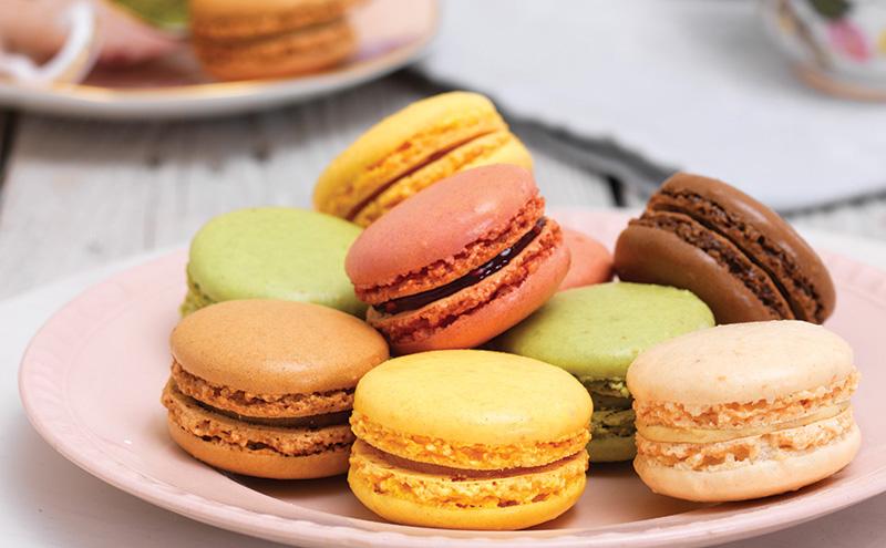 013_Brioche Pasquier Macarons - Afternoon Tea 1[6]