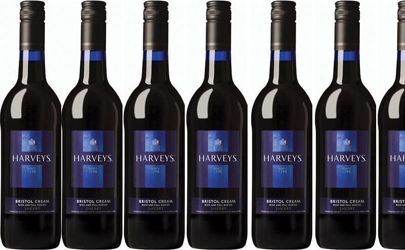 Harveys Bristol Cream 75cl bottle