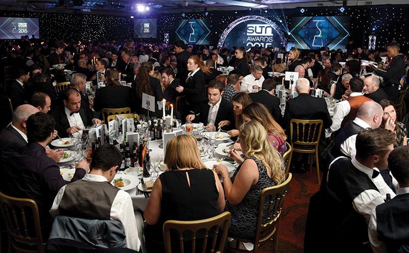 SLTN awards 2015