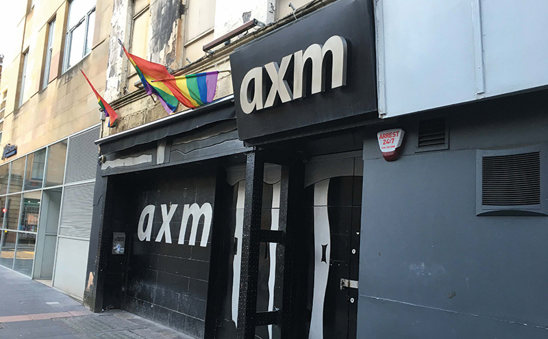 AXM exterior 2