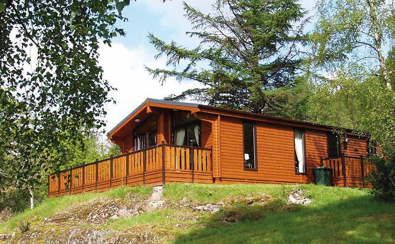 Stirlingshire lodges for sale