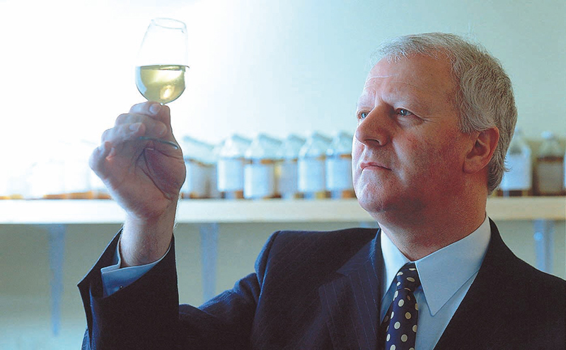 Billy Walker, BenRiach master blender