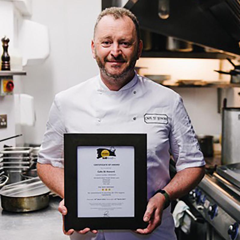 Chef Neil Forbesx
