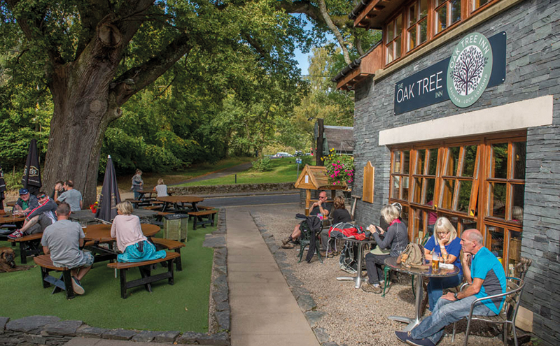 The Oak Tree Inn Outdoor pic