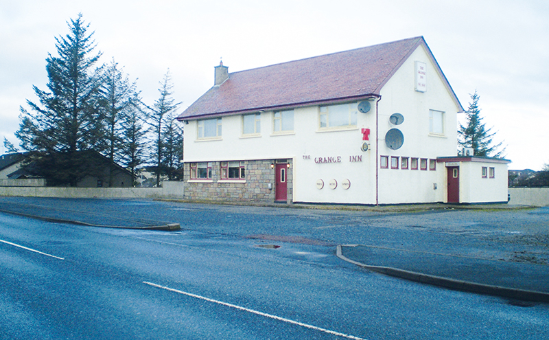 Peterhead pub on the market