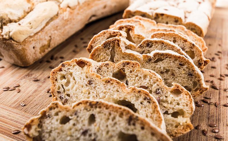 Gluten-free bread pic