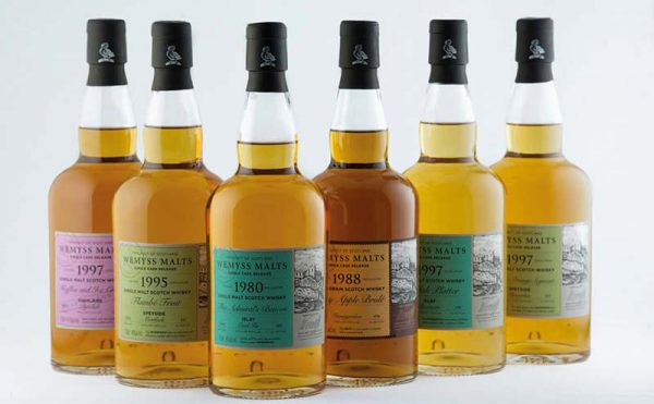 Special release for single casks