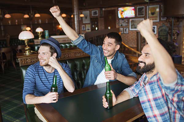 Big events a boon for beer