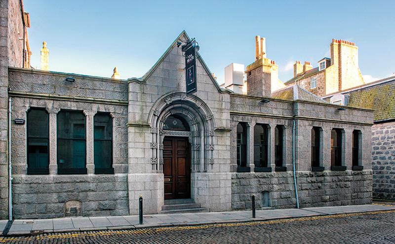Golden Square Aberdeen