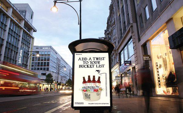 Brewer beefs up Kiwi advertising