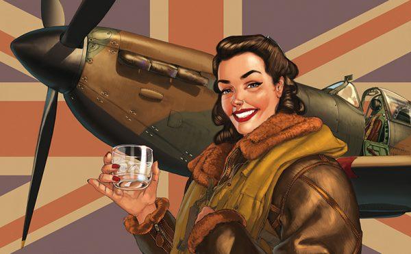 Spitfire gin set to take flight