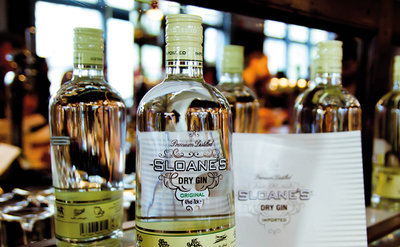 Sloane's Gin is part of the new deal